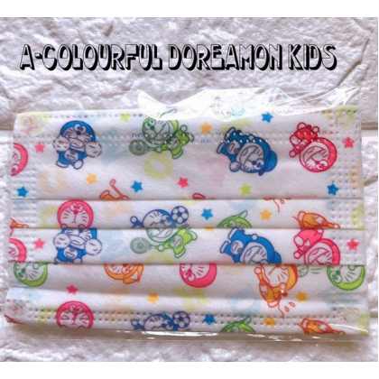NEW1 KIDS/ADULT FM 3PLY -  BFE 99% (5PC 1PACKET)