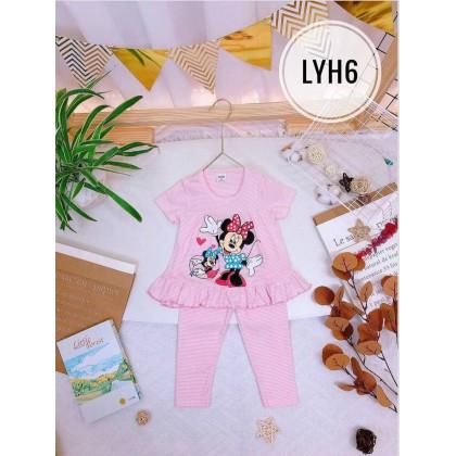LYNHKIDS SL DOLL PJS - SZ 2-6Y - LYH1-LYH8