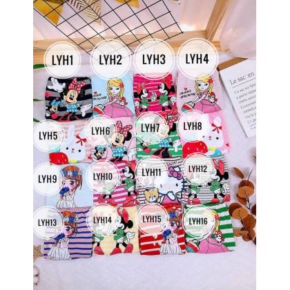 LYNHKIDS SL DOLL PJS - SZ 2-6Y - LYH9-LYH16